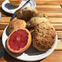 Morgenmad med former